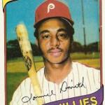 Philadelphia Phillies Lonnie Smith.